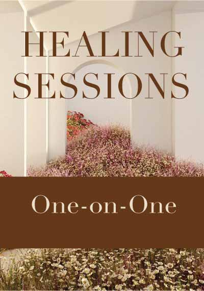 One-on-One Channeled Energy Healing Session